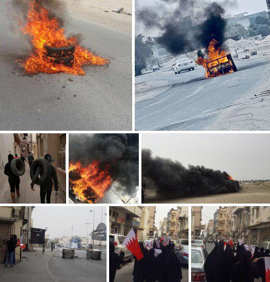 بحرین؛ هفتمین سال خیزش یک ملت برای رسیدن به حقوق اولیه خود