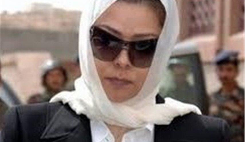 تازهترین جنجال دختر صدام