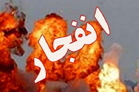 2 مصدوم در انفجار گاز شهری در خرمدره