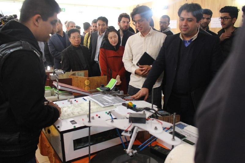 برگزاری جشنواره جهادگران علم و فناوری