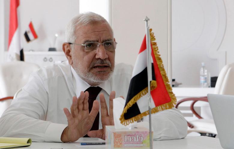 بازداشت رییس حزب مصر قوی در قاهره