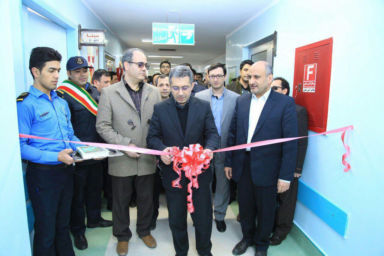 باشگاه خبرنگاران -اضافه شدن ۶۰ تخت بیمارستانی به تختهای بیمارستانی نیشابور