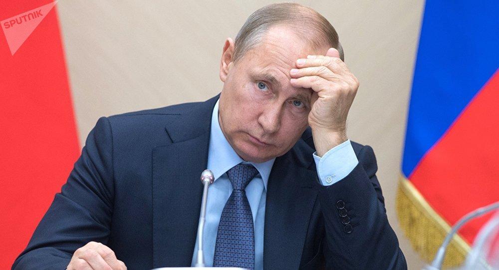 پیام تسلیت تلگرامی پوتین به ترامپ در پی حادثه تیراندازی در فلوریدا