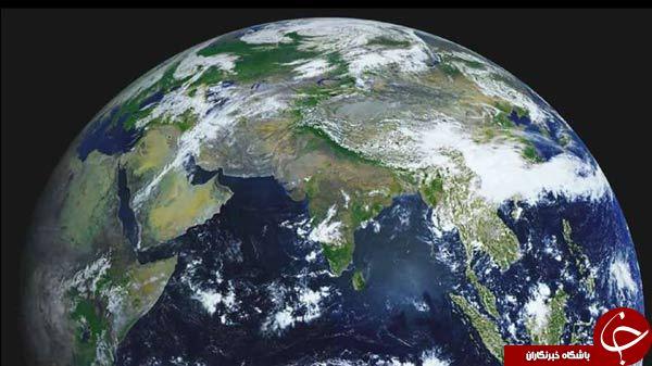 منشأ آب کره زمین کجاست؟