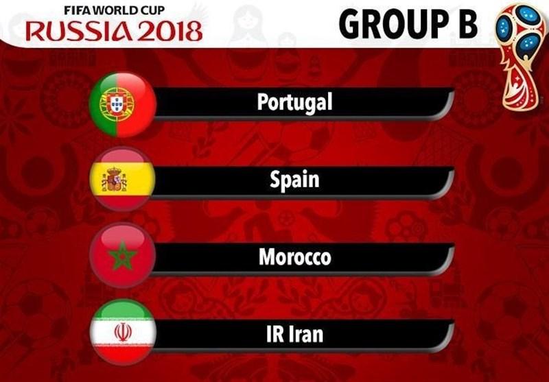 رنکینگ حریفان ایران در جام جهانی مشخص شد/ سومی پرتغال و سقوط مراکش