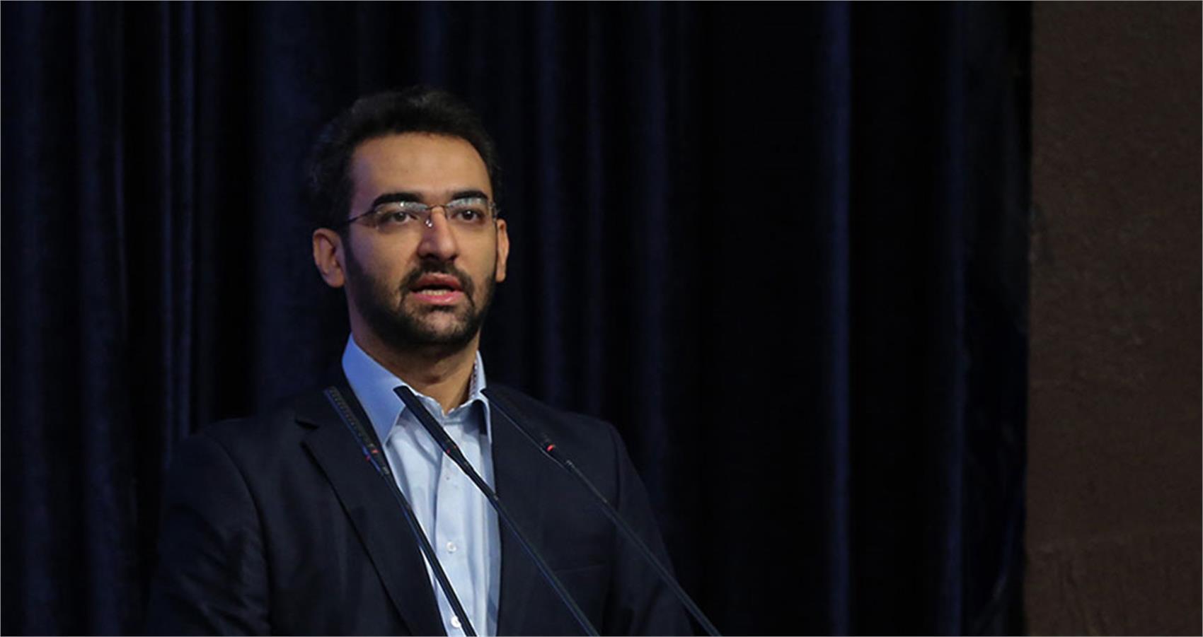 توصیه یک جوان به آذری جهرمی و تشکر وزیر از پیشنهادش +فیلم