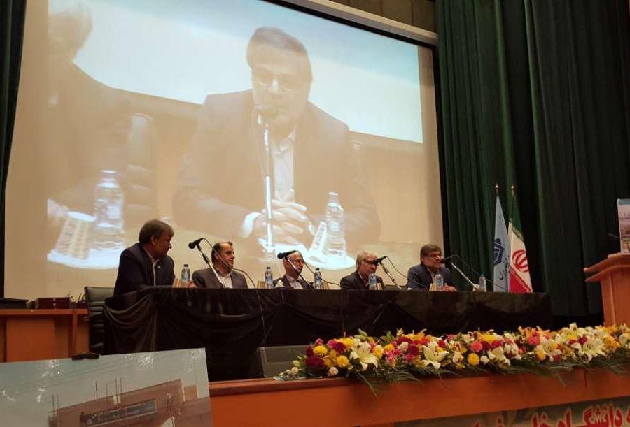 مراسم بیست و پنجمین سال تاسیس دانشگاه خلیج فارس برگزار شد