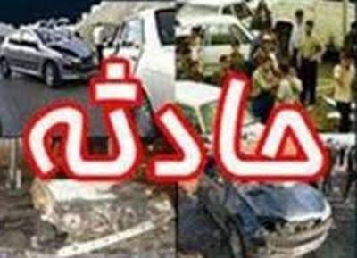 تصادف شدید رانندگی در بابل با هشت مصدوم