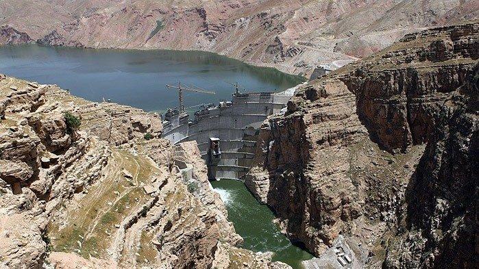 قابلیت های سد سیمره در استان ایلام