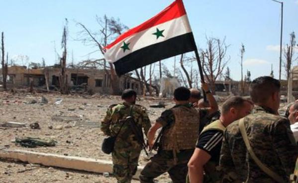 توافق بر سر استقرار نیروهای ارتش سوریه در شهر عفرین