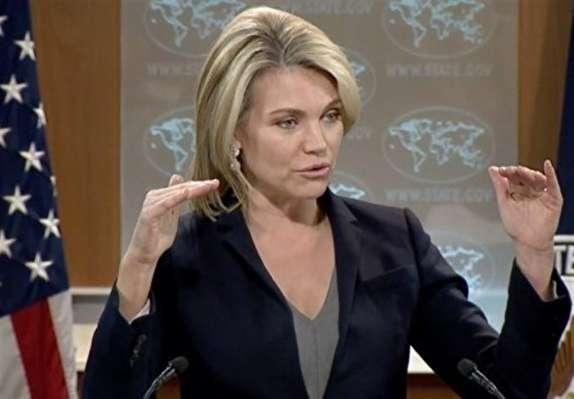 بیانیه وزارت خارجه آمریکا در حمایت از سران فتنه