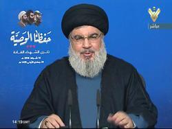 سیدحسن نصرالله: ایران در ساقط کردن جنگنده اسرائیل دخالت نداشت
