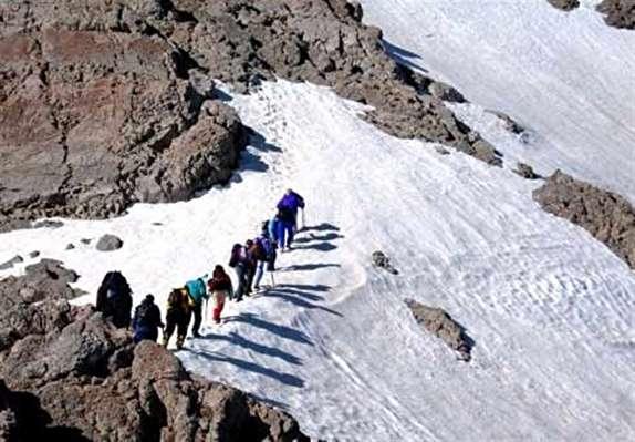 باشگاه خبرنگاران -۱۵ کوهنورد پیشکسوت گمشده  در ارتفاعات طارم پیدا شدند/جان باختن یکی از کوهنوردان
