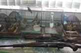باشگاه خبرنگاران -دستگیری سه شکارچی غیر مجاز در سبزکوه