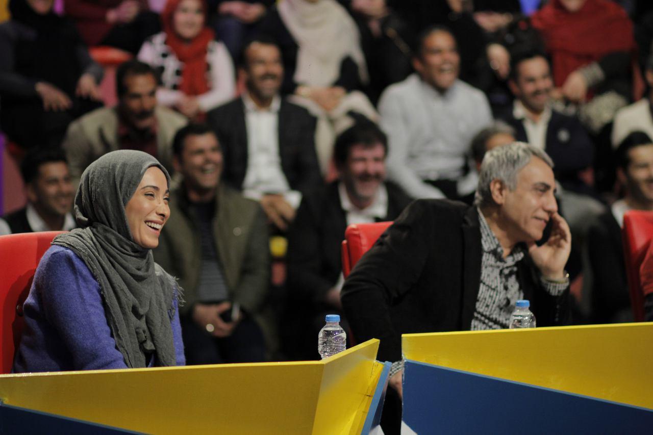 مسابقه زمانی برای خندیدن مجری شبکه سه جدول پخش شبکه سه