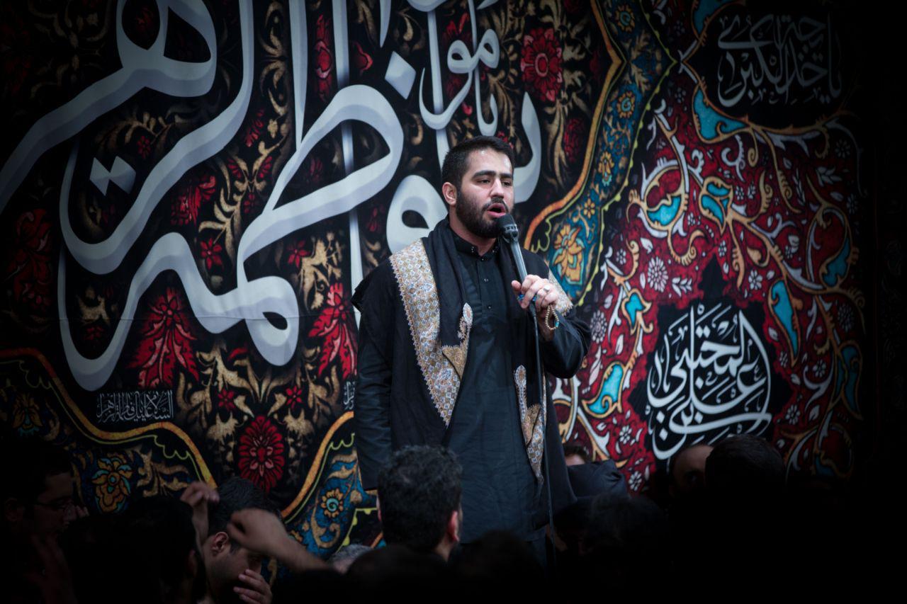 گلچین مداحی فاطمیه  با نوای محمدرضا طاهری