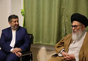 باشگاه خبرنگاران -انتصاب مدیرکل صدا و سیمای فارس به عضویت هیات امنای آستان مقدس احمدی و محمدی (ع)