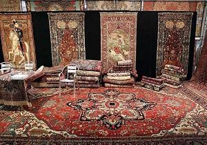 نمایشگاه فرش دستباف و تابلو فرش در یزد