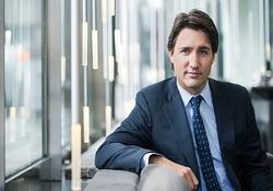 راز جورابهای رنگی نخست وزیر کانادا فاش شد+تصاویر