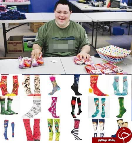 علت پوشیدن جورابهای رنگی توسط «نخست وزیر کانادا» فاش شد!+عکس