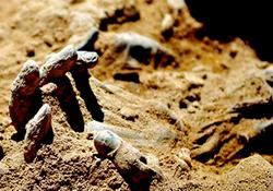 راز فریادهای وحشتناک از درون یک قبر/ زنی که ۱۱ روز زیر خاک زنده بود +فیلم
