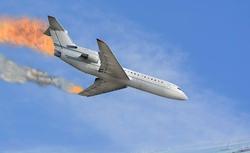 آخرین سلفی یکی مسافران هواپیمای یاسوج