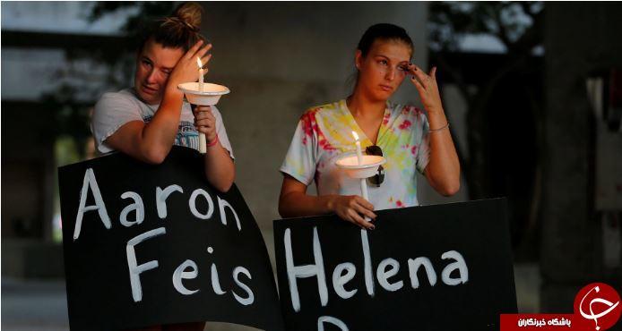 تصاویر روز: از برپایی جشن سال نو در چین تا سوگواری برای قربانیان تیراندازی مدرسه فلوریدا