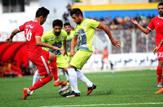 باشگاه خبرنگاران - پیروزی خونه به خونه در مقابل حریف بوشهری
