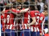 اتلتیکو مادرید 2 - اتلتیک بیلبائو 0/شاگردان ال چولو در تعقیب بارسا