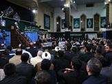 باشگاه خبرنگاران -دومین شب مراسم عزاداری حضرت فاطمه زهرا (سلاماللهعلیها) در حسینیه امام خمینی