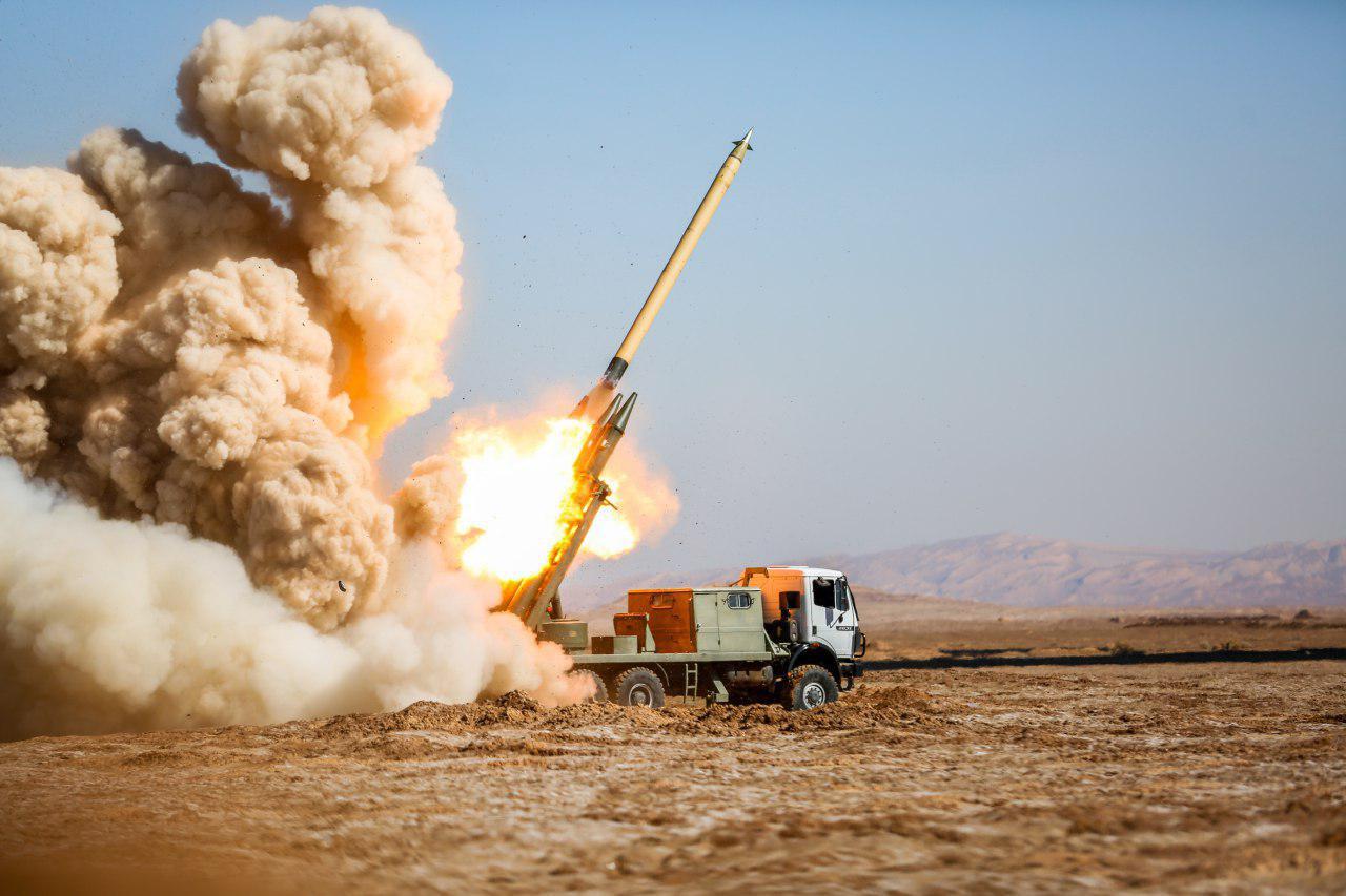 راکتاندازهای نزاجا دقیق و هدایت شونده شدند+تصاویر