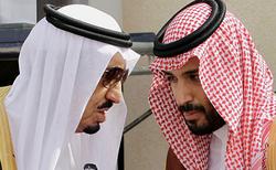 مرگ عبدالله و هرمی از تغییرات قدرت طلبانه در آلسعود
