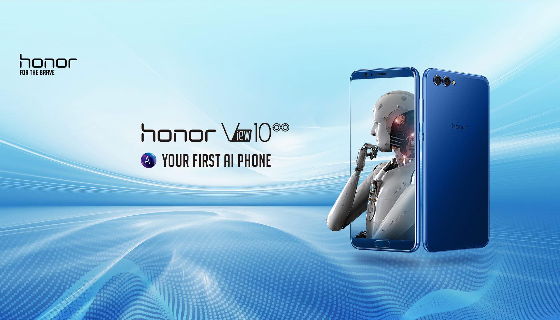 Honor View 10 با به روز رسانی OTA استعداد تشخیص چهره را دریافت می کند