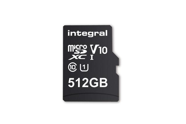 عرضه اولین حافظه میکرو اسدی 512 گیگابایتی از ماه آینده
