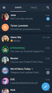 دانلود Telegram X؛ تلگرام ایکس، بهترین و کامل ترین تلگرام اندروید