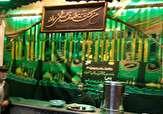 باشگاه خبرنگاران -برپایی ایستگاه صلواتی به مناسبت شهادت حضرت فاطمه زهرا (س) در شهرری + فیلم