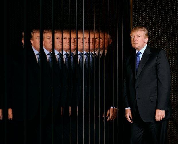 رئیسجمهوری با رفتار کودکانه به نام «دونالد ترامپ»
