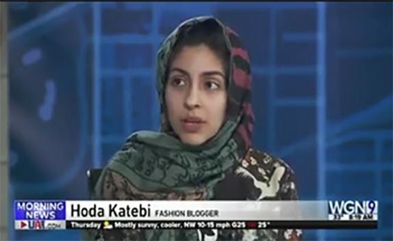 تاوان سنگین حضور یک دختر محجبه ایرانی الاصل در تلویزیون آمریکا + فیلم