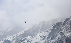 حال و هوای منطقه سقوط هواپیما/از حضور خانواده قربانی ها تا پرواز بالگردها بر فراز کوه دنا + فیلم