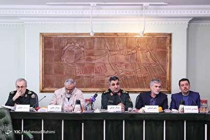 باشگاه خبرنگاران -همایش مهارت آموزی سربازان وظیفه