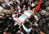 باشگاه خبرنگاران -تشییع و خاکسپاری ۳ شهید گمنام در خرمآباد