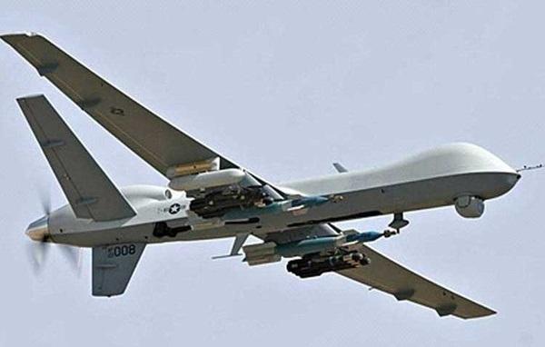 جستجوی لاشه هواپیمای آسمان با پهپادهای نظامی