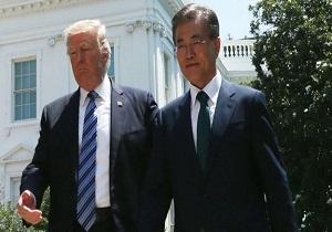 اسپوتنیک: دولت کره جنوبی زنان را به داشتن رابطه با نظامیان آمریکایی تشویق کرده است