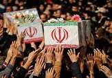 باشگاه خبرنگاران -تشییع پیکر هشت شهید گمنام در فارس
