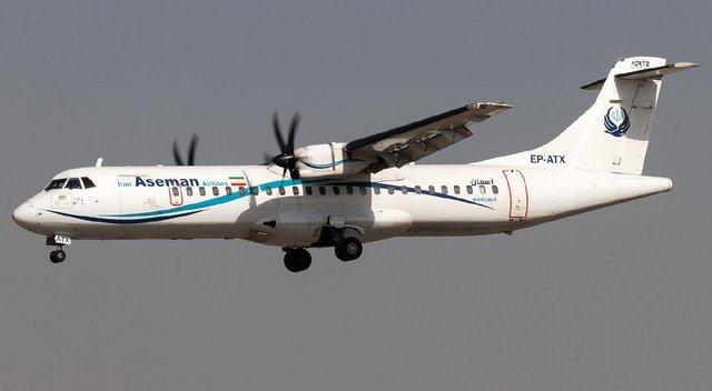 Image result for هواپیمای سنندج سقوط