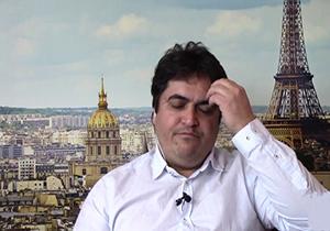 افشای ابعاد جدیدی از پادویی مدیر آمدیرنیوز برای تجزیه ایران + فیلم