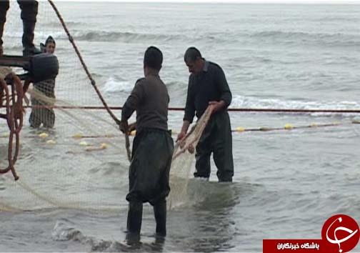 خدا ماهیگیران را دوست دارد