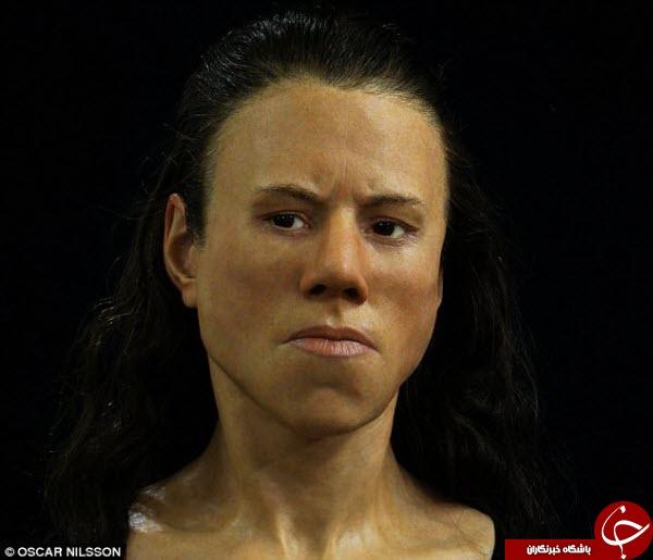 دختر 9000 ساله