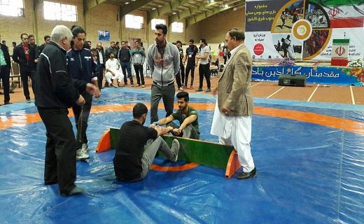 نگاهی به بازیهای بومی و محلی سیستان وبلوچستان