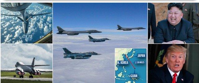 آمریکا در حال مقدمهچینی برای حمله پیشدستانه علیه کره شمالی